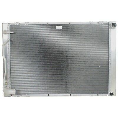 Radiator For 04-05 Sienna 3.3L Alum Tanks w/ Tow Pckg; 7/8-inch core thickness