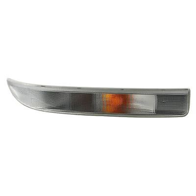 Vauxhall Movano 1998-2003 Front Indicator Clear Drivers Side O/S