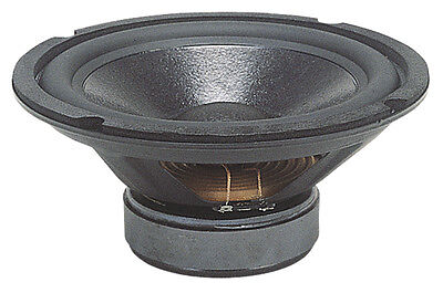 "Soundlab 8"" Chassis Bass Driver Featuring a Rubber Edge Speaker 45W 8 Ohm"