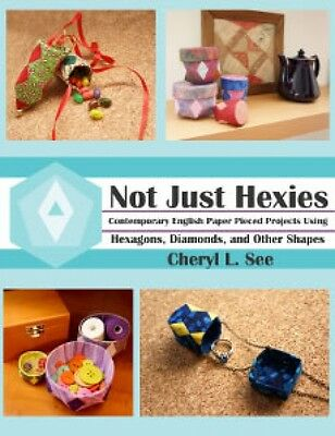 C Sees Not Just Hexies Quilt Book (BKCS01)