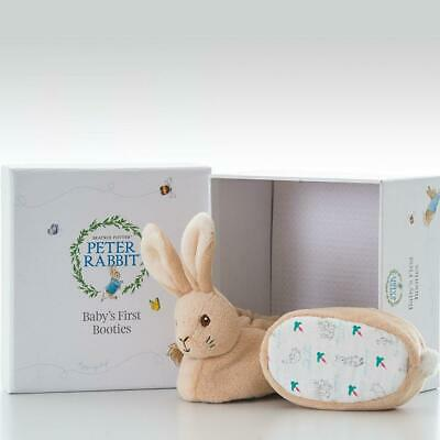 Beatrix Potter 'Peter Rabbit' Baby's First Booties Gift Set (0-6m)
