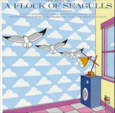 A Flock Of Seagulls - The Best Of A Flock Of Seagulls [Jive] New Cd