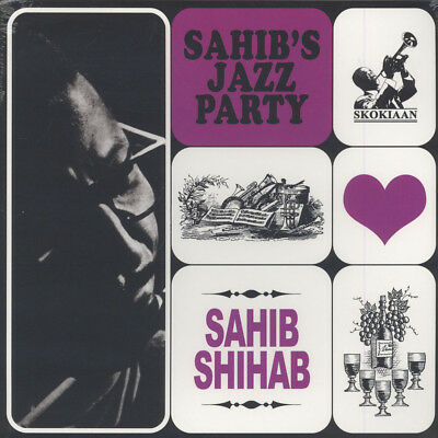 Sahib Shihab - Sahib's Jazz Party (Vinyl LP - 1964 - EU - Reissue)