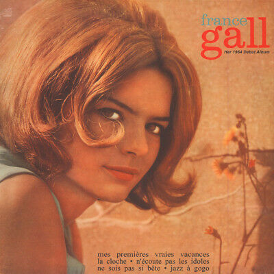 France Gall - France Gall: Her 1964 Debut Album (Vinyl LP - EU - Reissue)