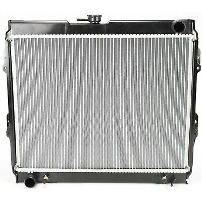 Aluminum Radiator For Toyota Pickup 4Runner I4 2.4 15-3//4 Inch Core Height 495
