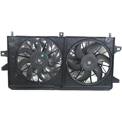 Radiator Cooling Fan For 2004-2005 Chevrolet Impala 2004-2008 Pontiac Grand Prix