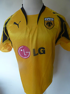 mens AEK ATHENS shirt - size xl great condition