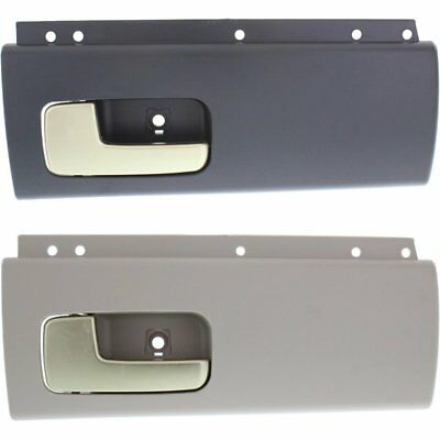 interior door handle for 2003 2011 lincoln town car front driver side plastic cad. Black Bedroom Furniture Sets. Home Design Ideas