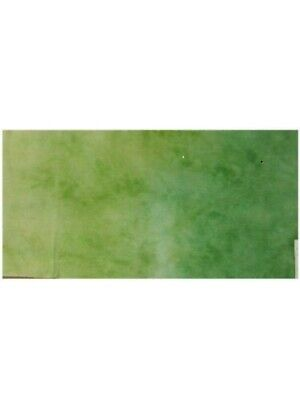 Lime Transcolor Hand Dyed Rug Hooking Wool 1/4 Yard