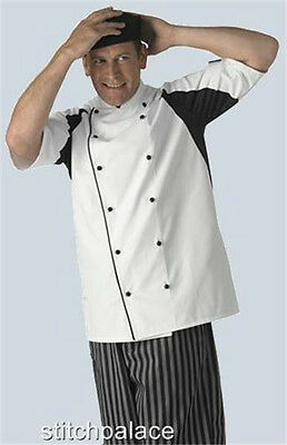 Le Chef Staycool Executive Chef Jacket Size Small