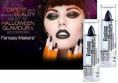 Wet'n'Wild Fantasy Makers Vampier Gotic Black Lipstick new Limied eidtion
