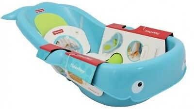 Fisher-Price Precious Planet Whale Of A Tub NonSlip Foam Surface
