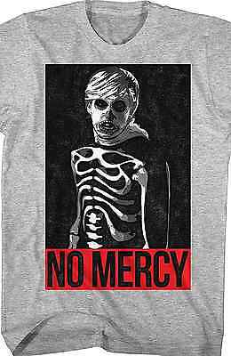 THE KARATE KID COBRA KAI **NO MERCY JOHNNY OLDSKOOL ART** Mens Shirt W/ OPTIONS*