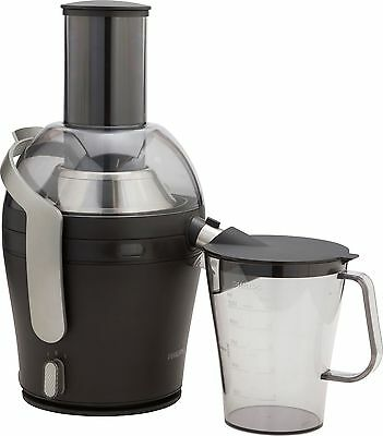 Philips HR1868/71 Avance Variable Black Juicer 700W - 2.5L - From Argos on ebay