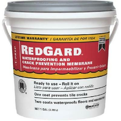Building Products LQWAF1-2 10 lbs. Redgard Waterproofing & Crack Prevention M...