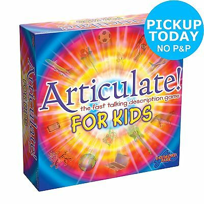 Articulate for Kids Board Game. From the Official Argos Shop on ebay