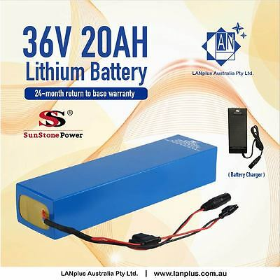36V 20AH Lithium-ion Battery For eBike Electric Bicycle Mobility Scooter Li-ion