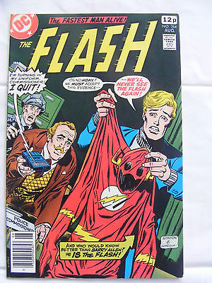 Flash #264 Aug 1978 Dc Comics Pence Copy