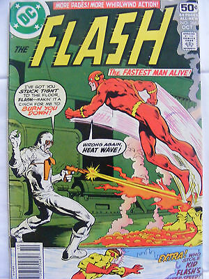 Flash #266 Oct 1978 Dc Comics Cents Copy Giant Size Rare Issue