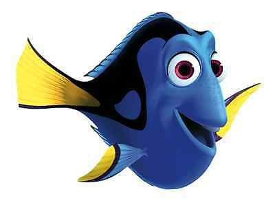 """Finding Dory Iron On Transfer 5"""" x 6.75"""" for LIGHT Colored Fabric"""
