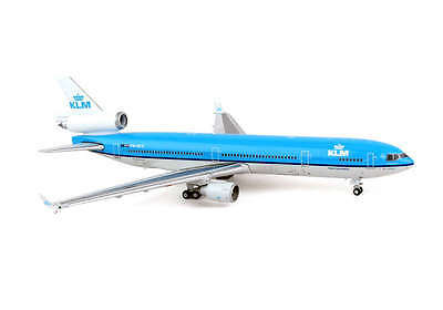 JC Wings JC4KLM611 KLM Douglas MD-11 PH-KCE 95th Anniv Diecast 1/400 Jet Model