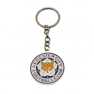 Leicester City Fc Keyring Champions CR Key Chain Key Ring