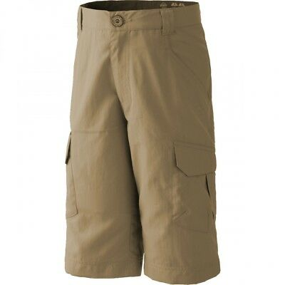 McKinley Children's Hiking Leisure Capri pants Roxburgh olive