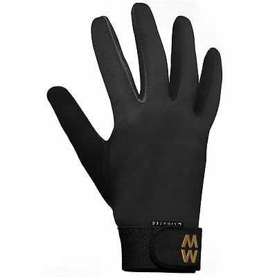 Long Climatec Sports Gloves Hands Horse Riding Equestrian Accessories