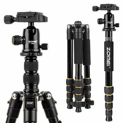 ZOMEI Professional Tripod &Ball Head Compact Travel for DSLR Camera Portable 666