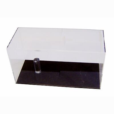 Perspex Acrylic Boot Case With Inbuilt Stand.11