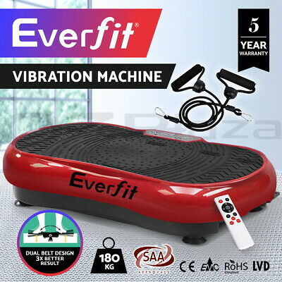 Vibration Machine Exercise Machines Vibrating Plate Platform Body Shaper Fitness