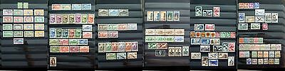 Reunion  1900-1960  150   Stamps !