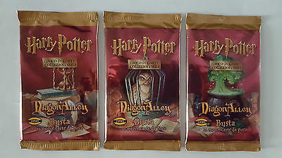 Harry Potter Diagon Alley- 3 Bustine Nuove