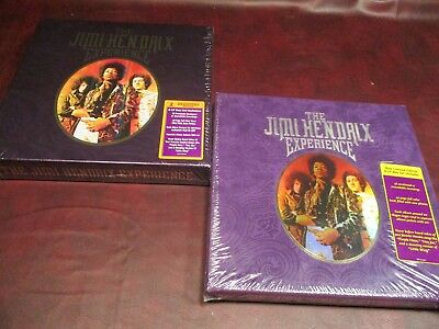 Hendrix Experience Collectors 1St Edition 180 Gram Box + New Box Release Sets