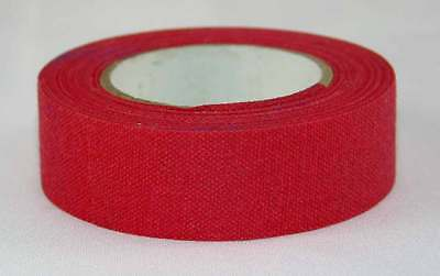 "Rawlings Bat Tape - Color Red - 3/4"" Wide X 10 Yards Long"