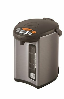 Zojirushi CD-WBC30-TS Micom 3 Liter Water Boiler and Warmer, Silver Brown NEW