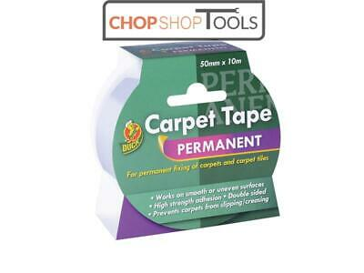 Shurtape SHU260507 Duck Tape®Permanent Carpet Tape 50mm x 10m