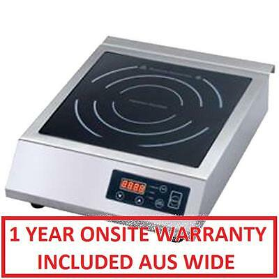 Brand New Commercial Jemi Ind3500  Induction Cooker 3500W