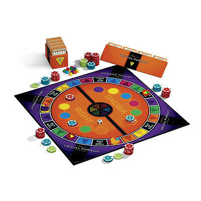 New Trivial Pursuit Bet You Know It Board Game