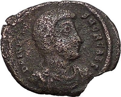 Julian II as Caesar 355AD Authentic Ancient Roman Coin Battle Horse man i56527