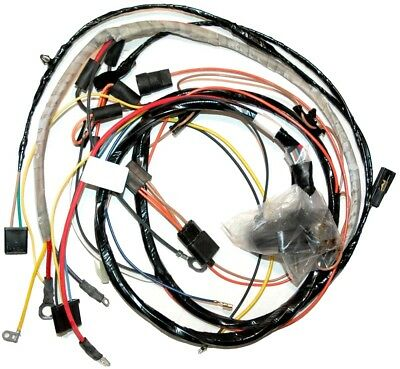 73 corvette engine wiring harness, small block with automatic transmission,  new