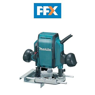 Makita RP0900X 110v 1/4in and 3/8in Plunge Router