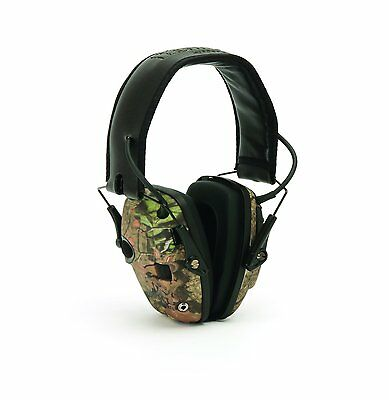 Howard Leight R-01530 Impact Sport Sound Amplification Electronic Camo Earmuff