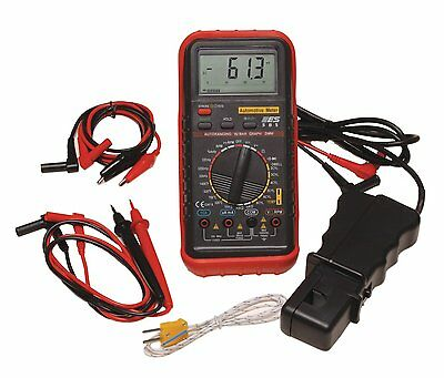Electronic Specialties ESI 585K Deluxe Automotive Digital Multimeter Kit w/ Case