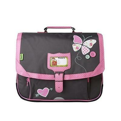 Tann's Cartable Collector Butterfly - 2 Compartiments -