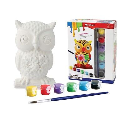 Paint Your Own Owl