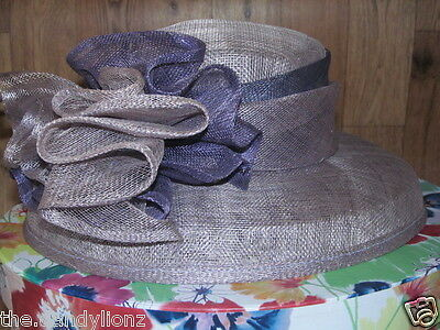Ladies Jacques Vert Stunning Formal Hat Races Wedding Occasion