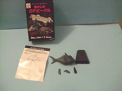 KONAMI Gerry ANDERSON Series STINGRAY TERROR FISH