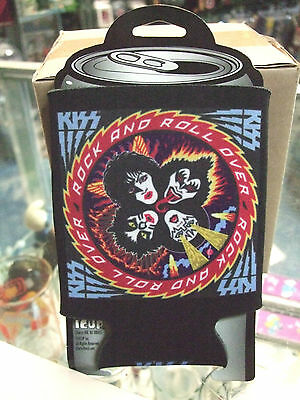 Kiss Rock And Roll Over Can Cooler Koozie Huggie New