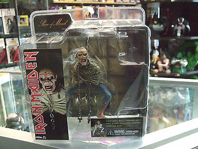 Iron Maiden  Piece of Mind action figure by Neca NEW